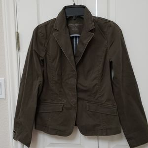 NWT Eddie Bauer Women's Legend Wash Blazer 2